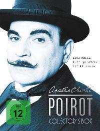Agatha Christie – Poirot