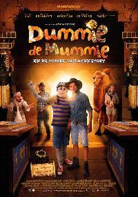 Dummie die Mumie und das Grab von Akhnetoot