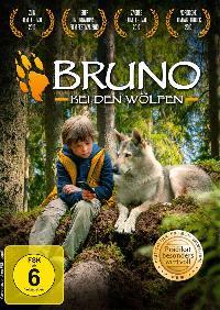 Bruno bei den Wölfen